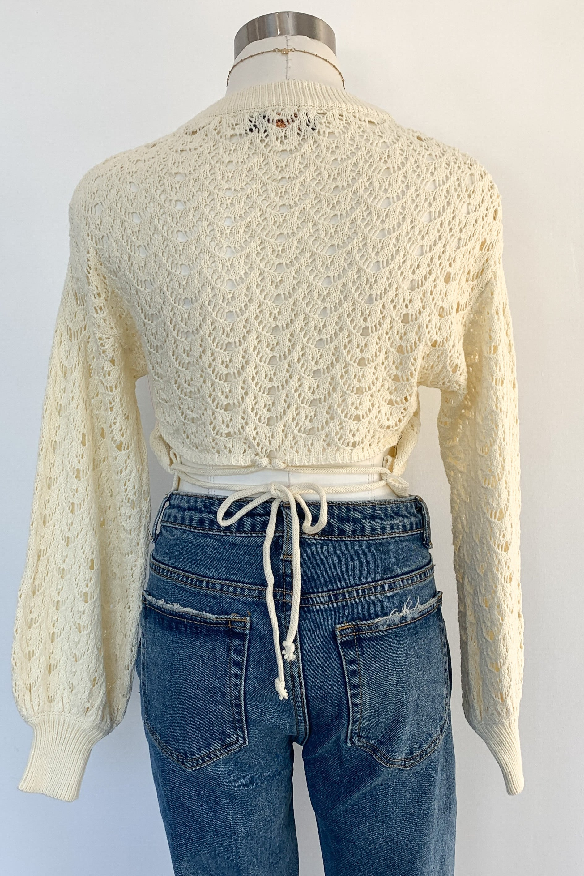 Cecillia Sweater-Cream