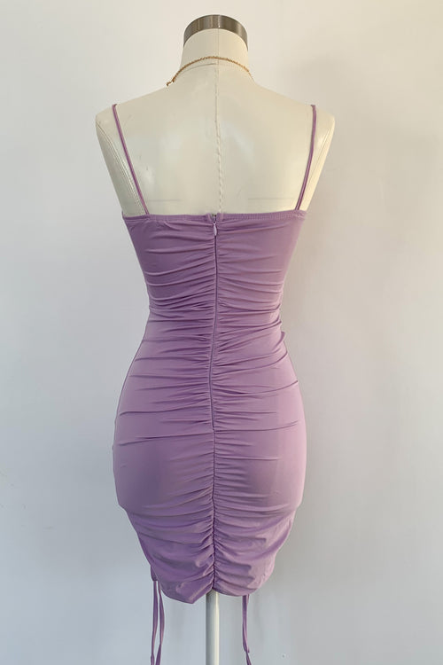 Ariella Dress-Lavender