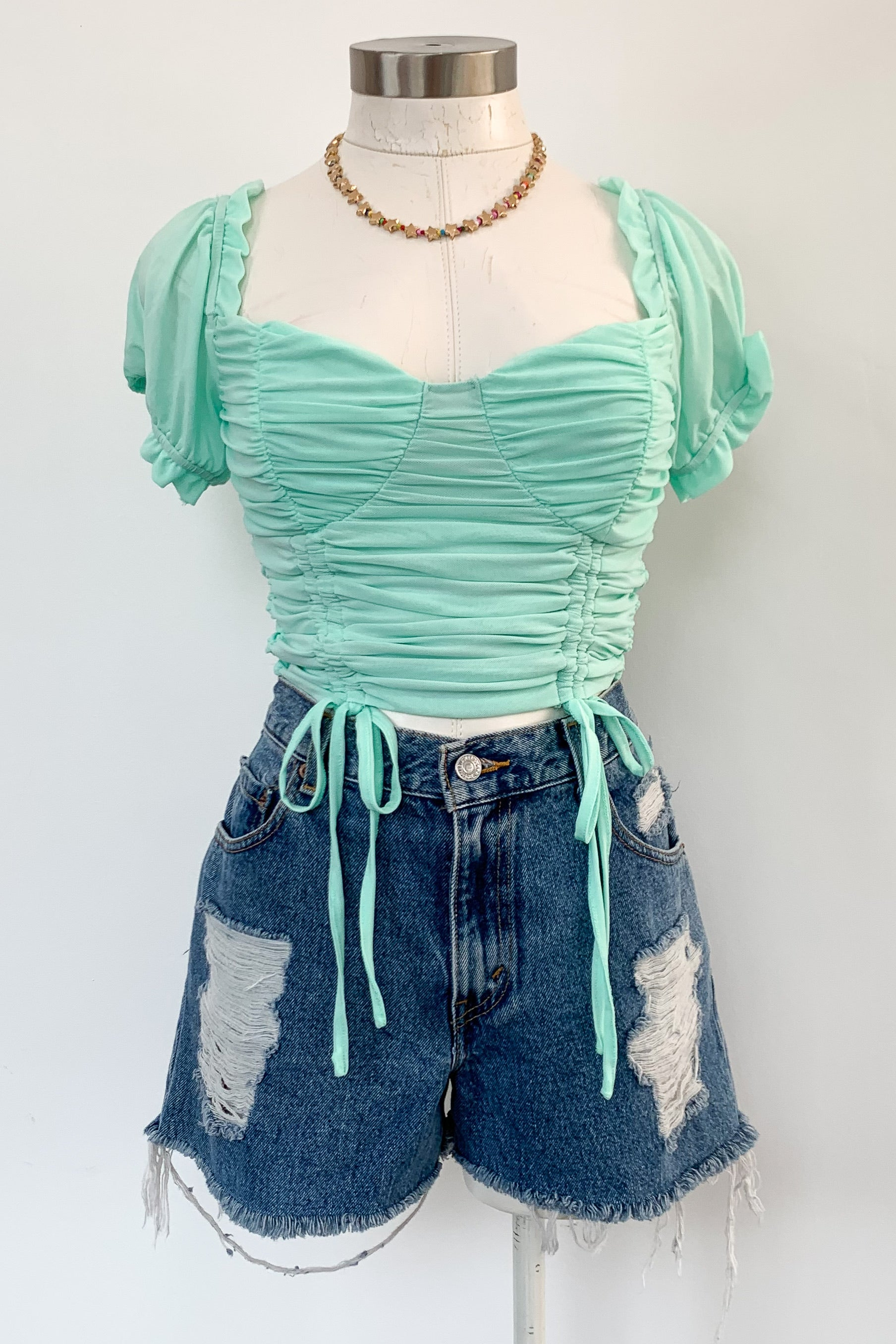 The Good Girl Top-Mint