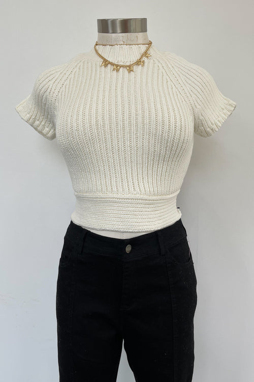 Natalia Sweater-Cream