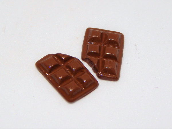 Chocolate Bar Nail Charms (2)