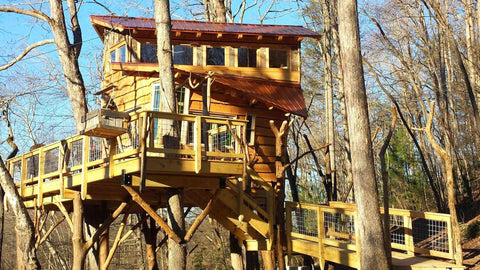 Blue Ridge TreeHouse Remaining Balance