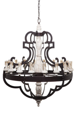 BORDEAUX CHANDELIER - CL