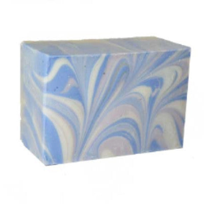 beautiful artistic goat milk soap