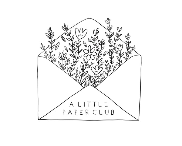 A Little Paper Club