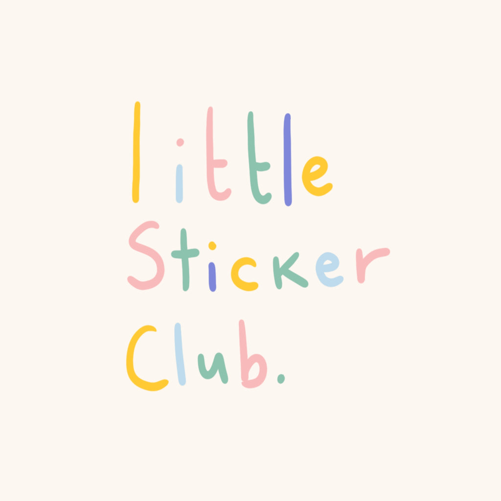 Little Sticker Club