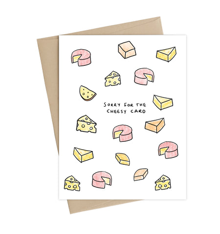 Cheesy Card