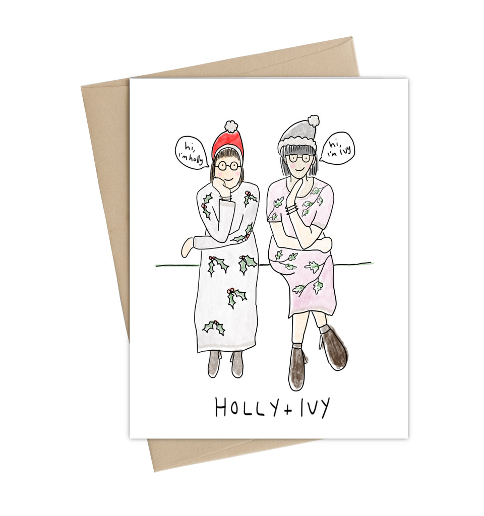 Holly + Ivy