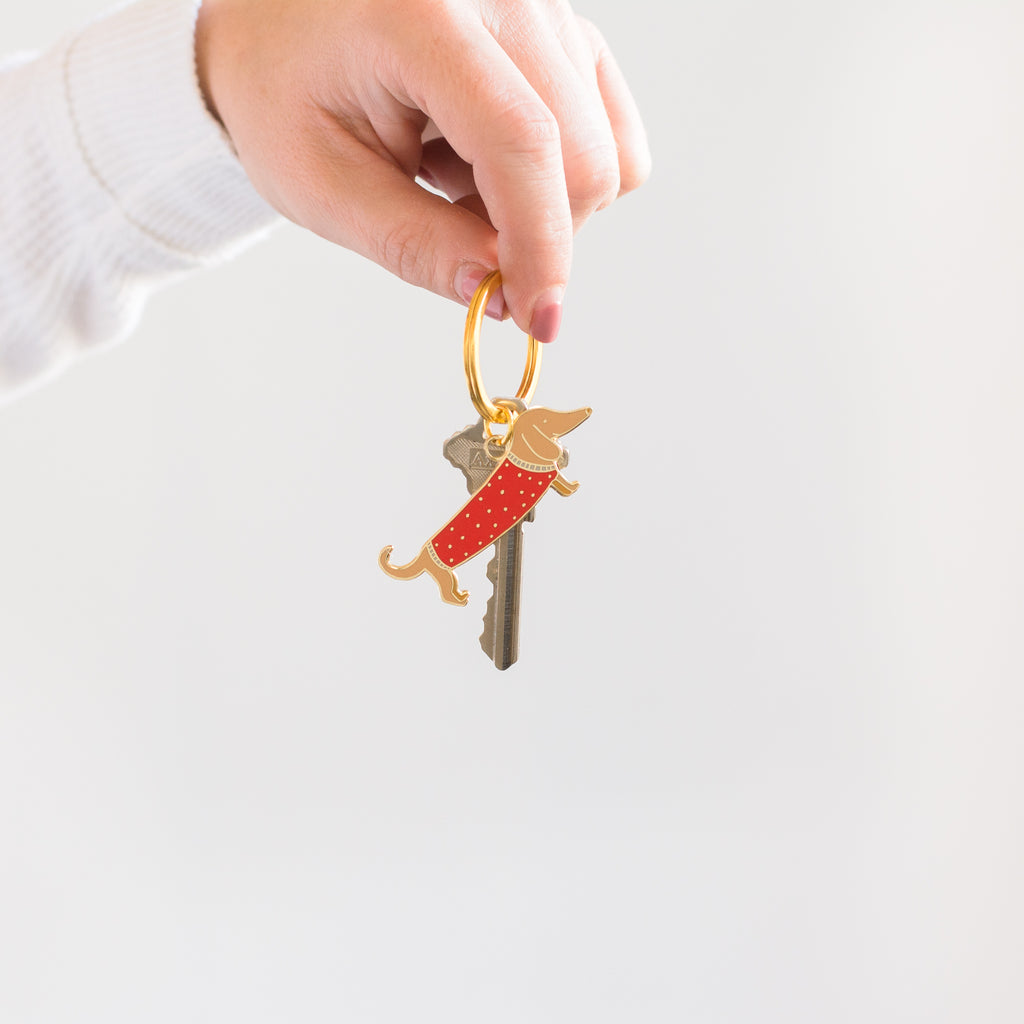 Wiener Key Chain