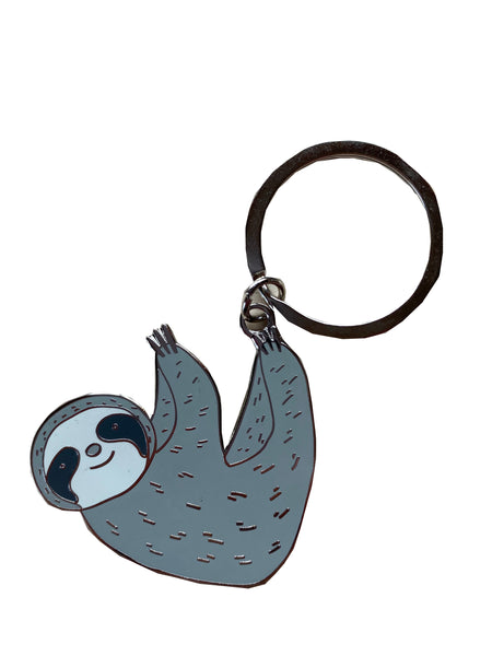 Sloth Key Chain