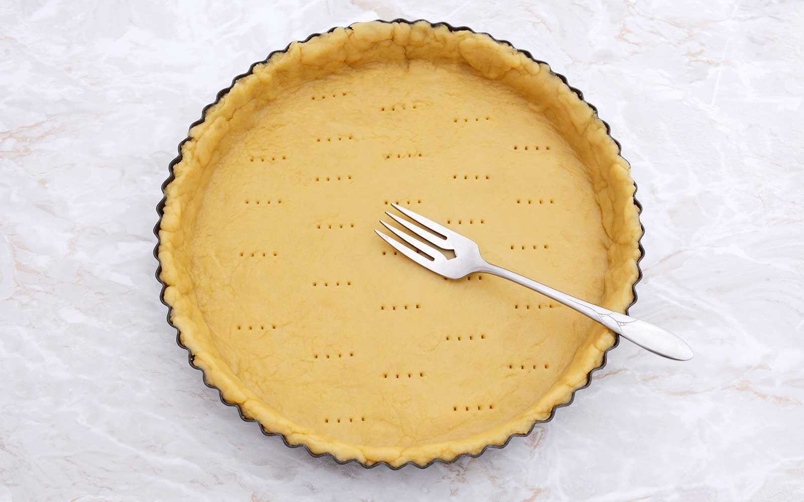 Perfect Flakey Protein Pie Crust
