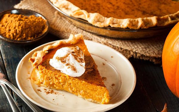 Classic Homemade Protein Pumpkin Pie Nutracelle