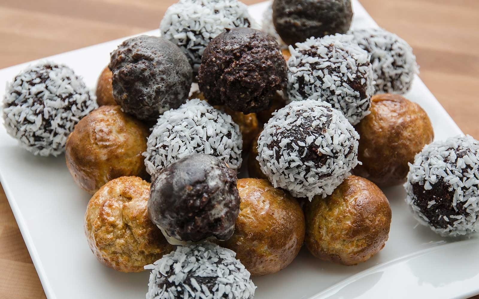 Chocolate Coconut Protein Slimbits