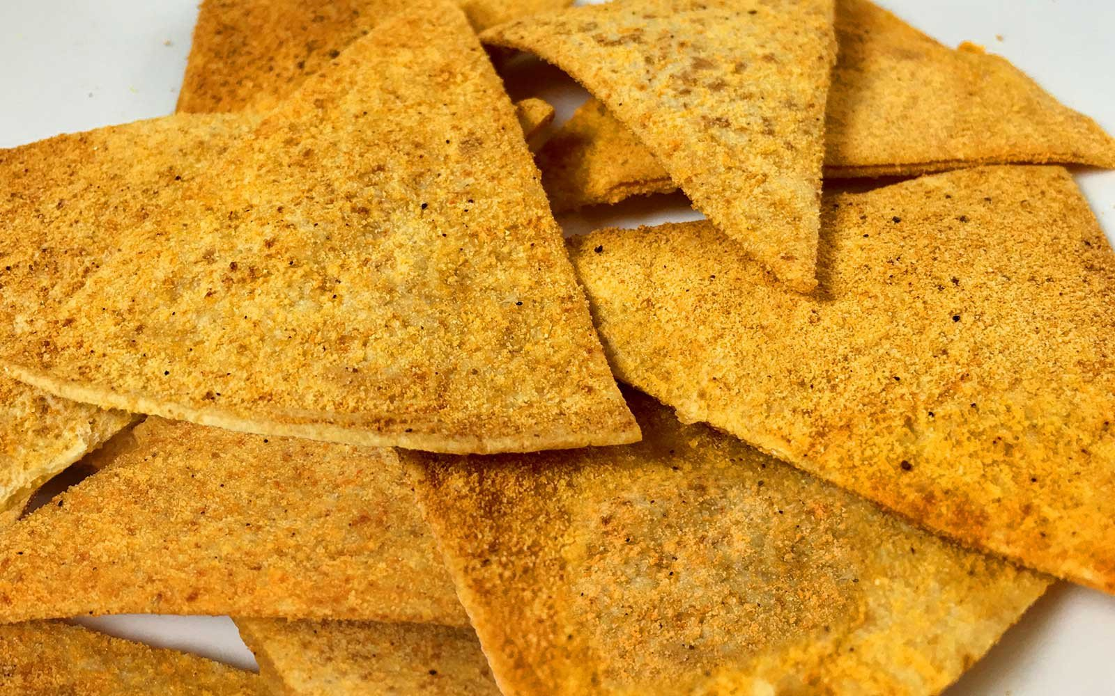Crunchy Low Carb Perfect Protein Nachos
