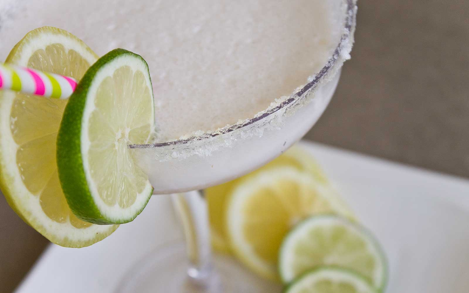 Low Carb Sugar Free Margaritas
