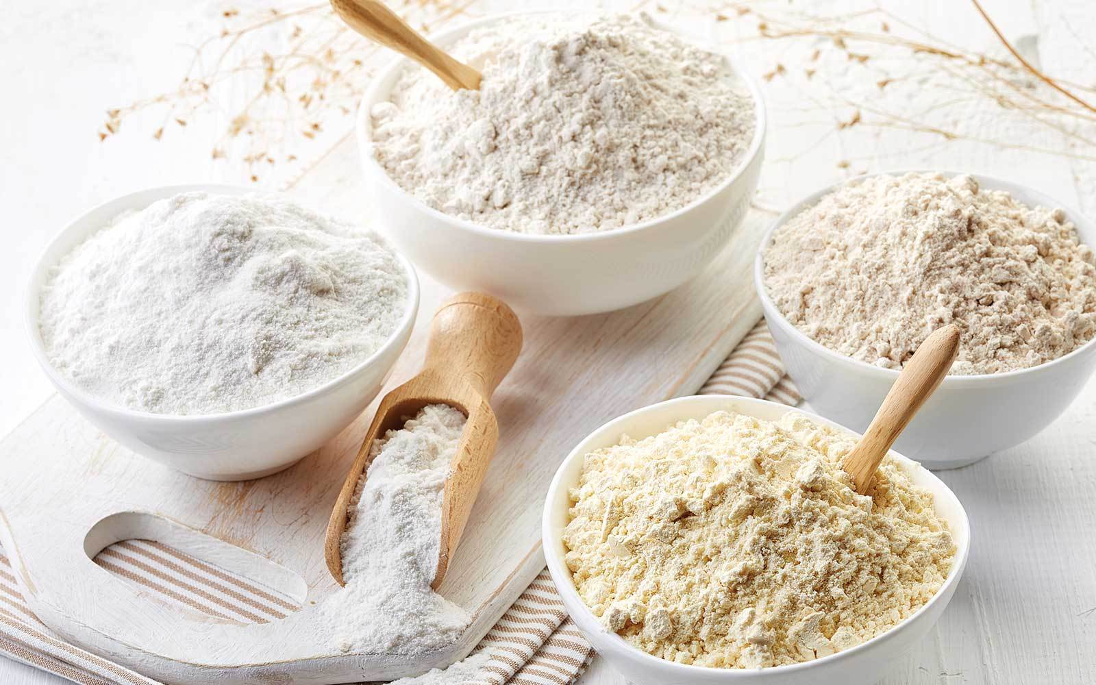 How To Easily Replace Flour and Sugar