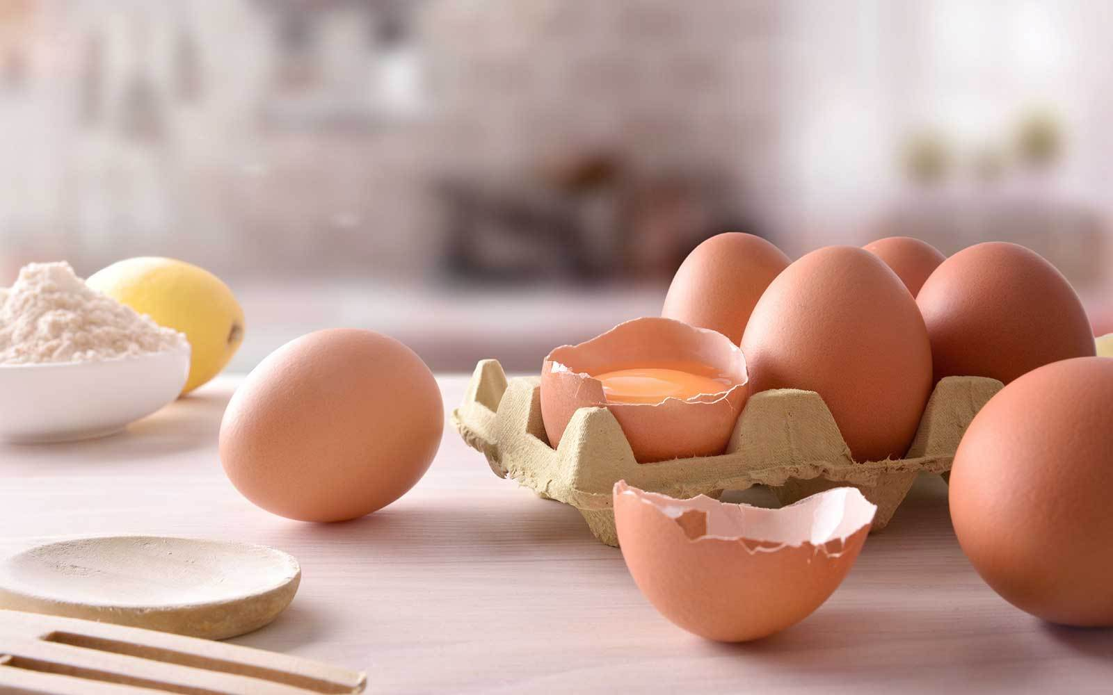 Eggs are EGG-cellent!
