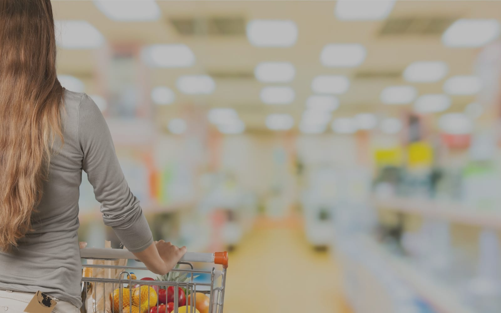 Grocery Store Stress - You're NOT Alone