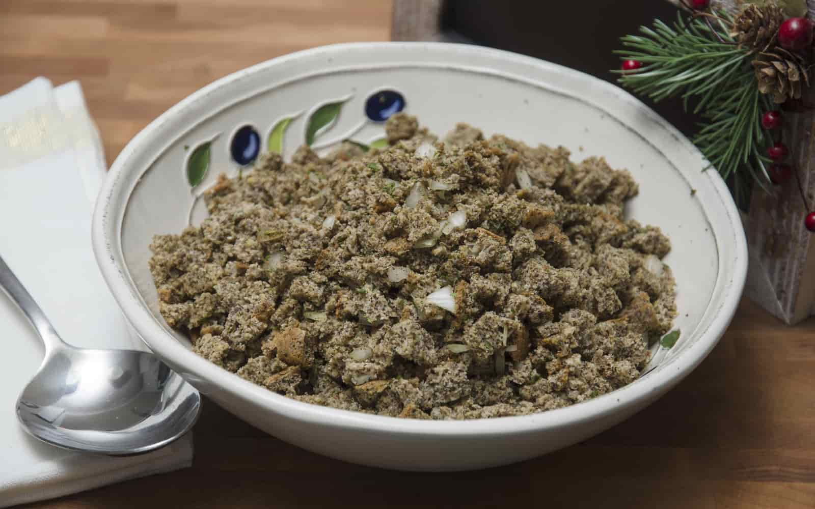 Holiday Protein Stuffing