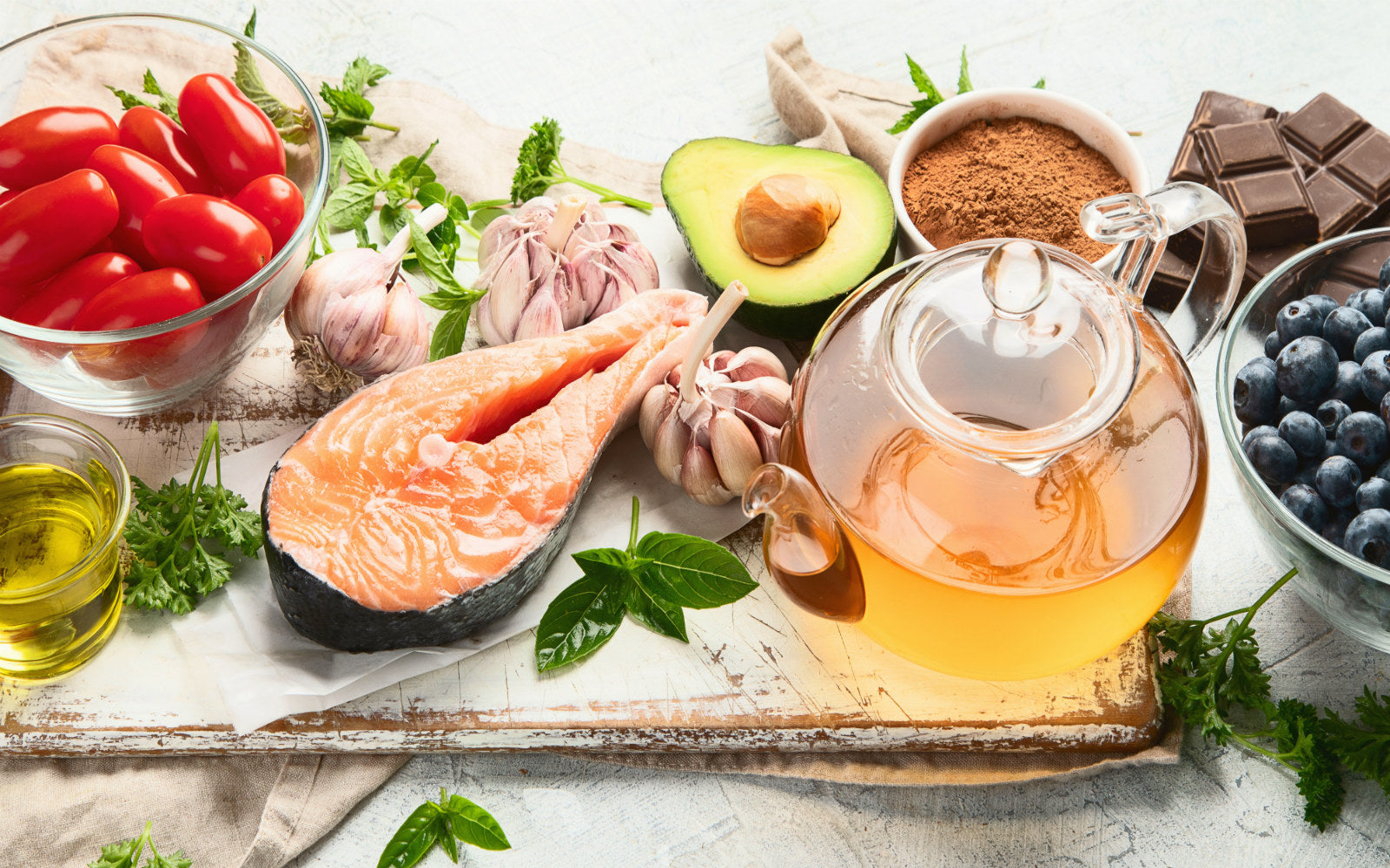The Top 10 Foods To Reduce Inflammation