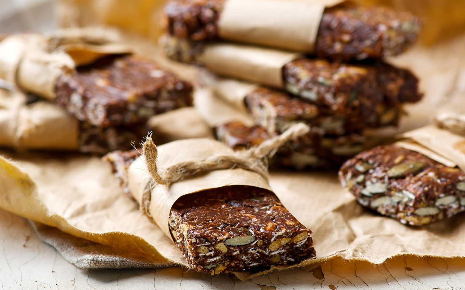 Loaded Protein Bar