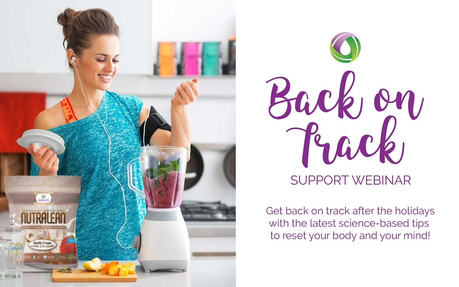 Back on Track: Support Webinar