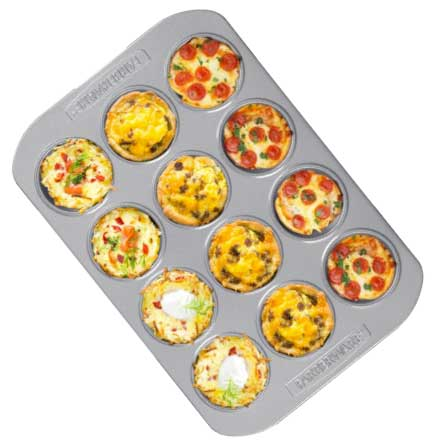 Nutracelle Egg Muffins