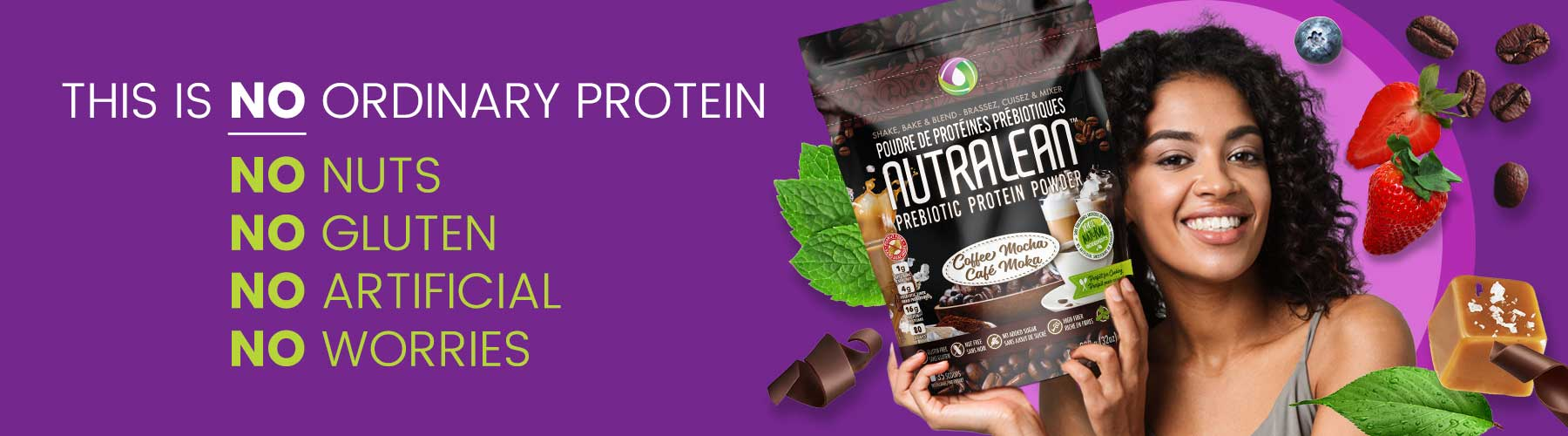 prebiotic protein powder for women allergy safe all natural shakes