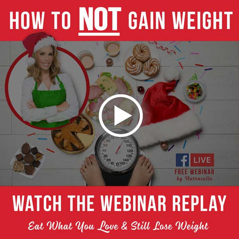 How NOT to gain weight during holidays webinar video replay