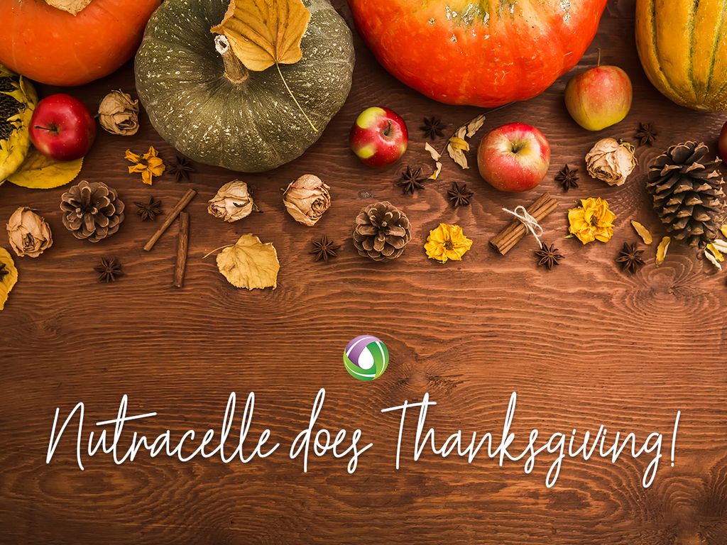 Nutracelle does Thanksgiving