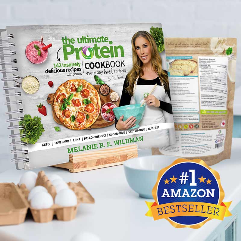 Ultimate Protein Recipe Cookbook - New