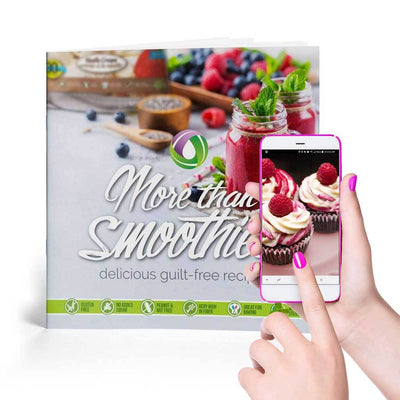 More Than Smoothies Cookbook Digital Download