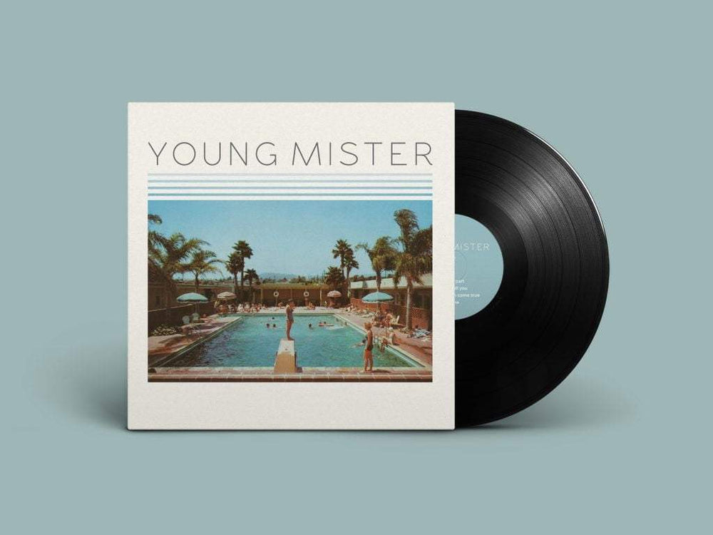 Young Mister – Self-Titled LP