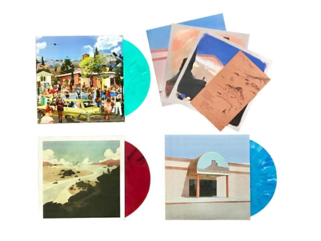 3x Vinyl Moon Bundle: CHILL