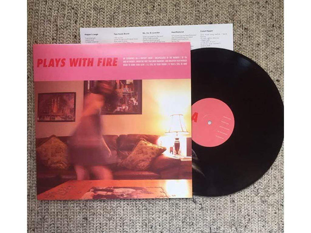 Cloud - Plays With Fire LP
