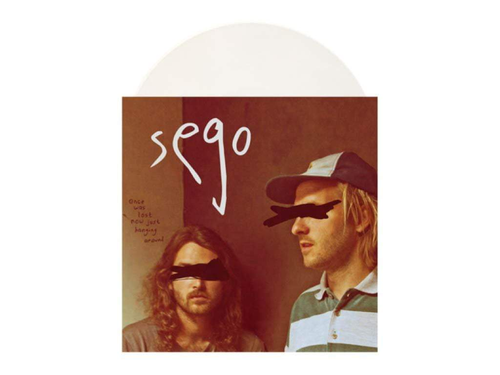 Sego - Once Was Lost Now Just Hanging Around LP