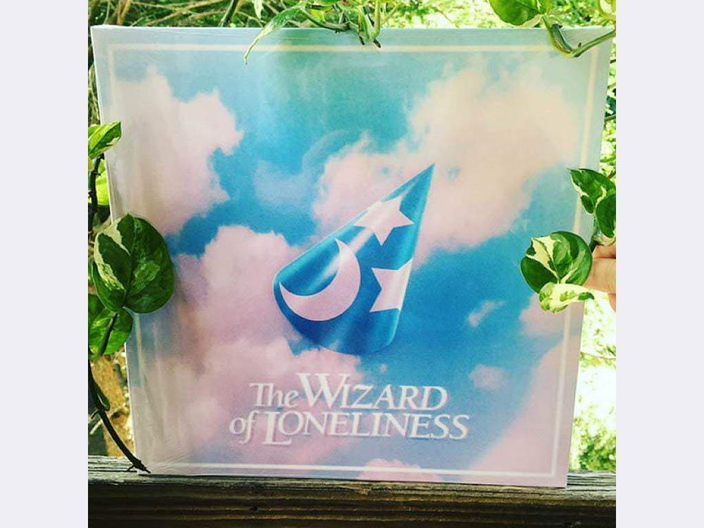 The Wizard of Loneliness - S/T LP - VINYL MOON