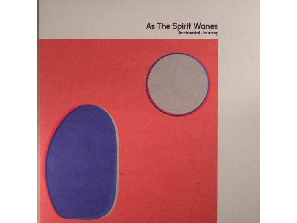 "As The Spirit Wanes - Accidental Journey 7"" - VINYL MOON"