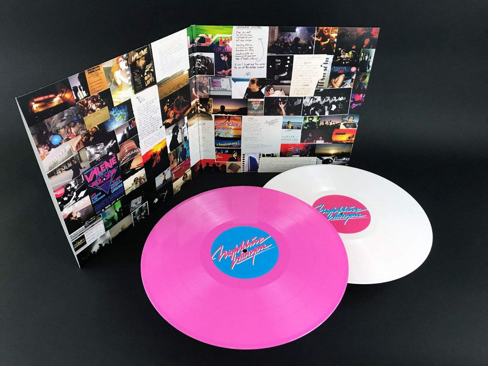 "Anoraak - ""Nightdrive With You"" 2xLP [Ltd. to 100] - VINYL MOON"