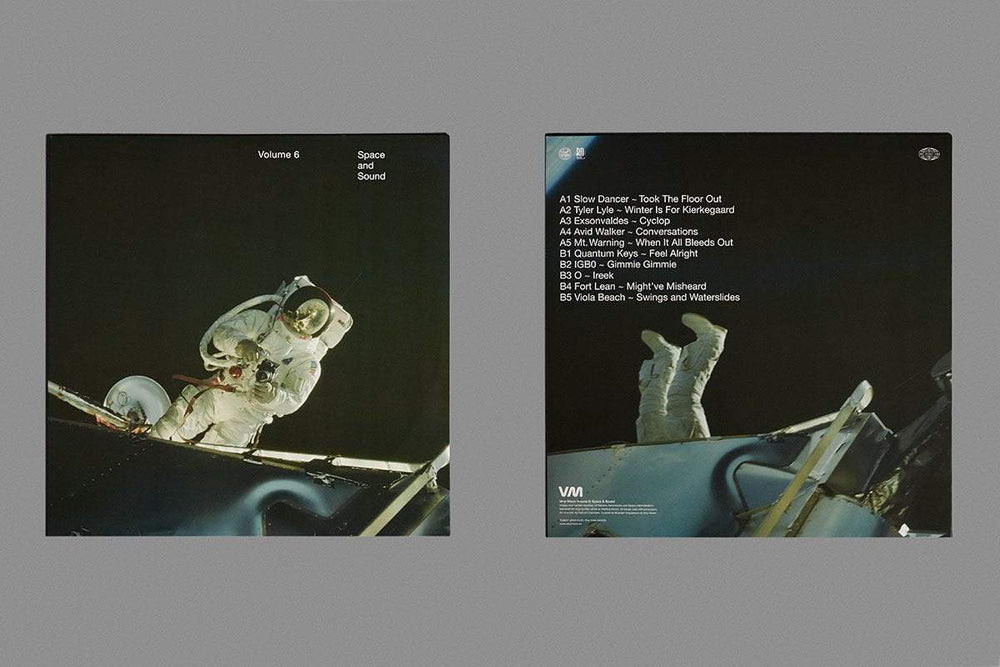 Vol. 006: Space & Sound - VINYL MOON