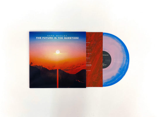 Hark Madley - The Future Is The Question! LP [VM Edition - Ltd. to 100] - VINYL MOON
