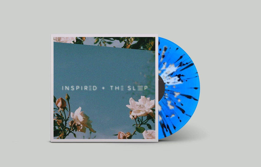 Inspired & The Sleep - S/T LP [VM Edition - Ltd. to 100]