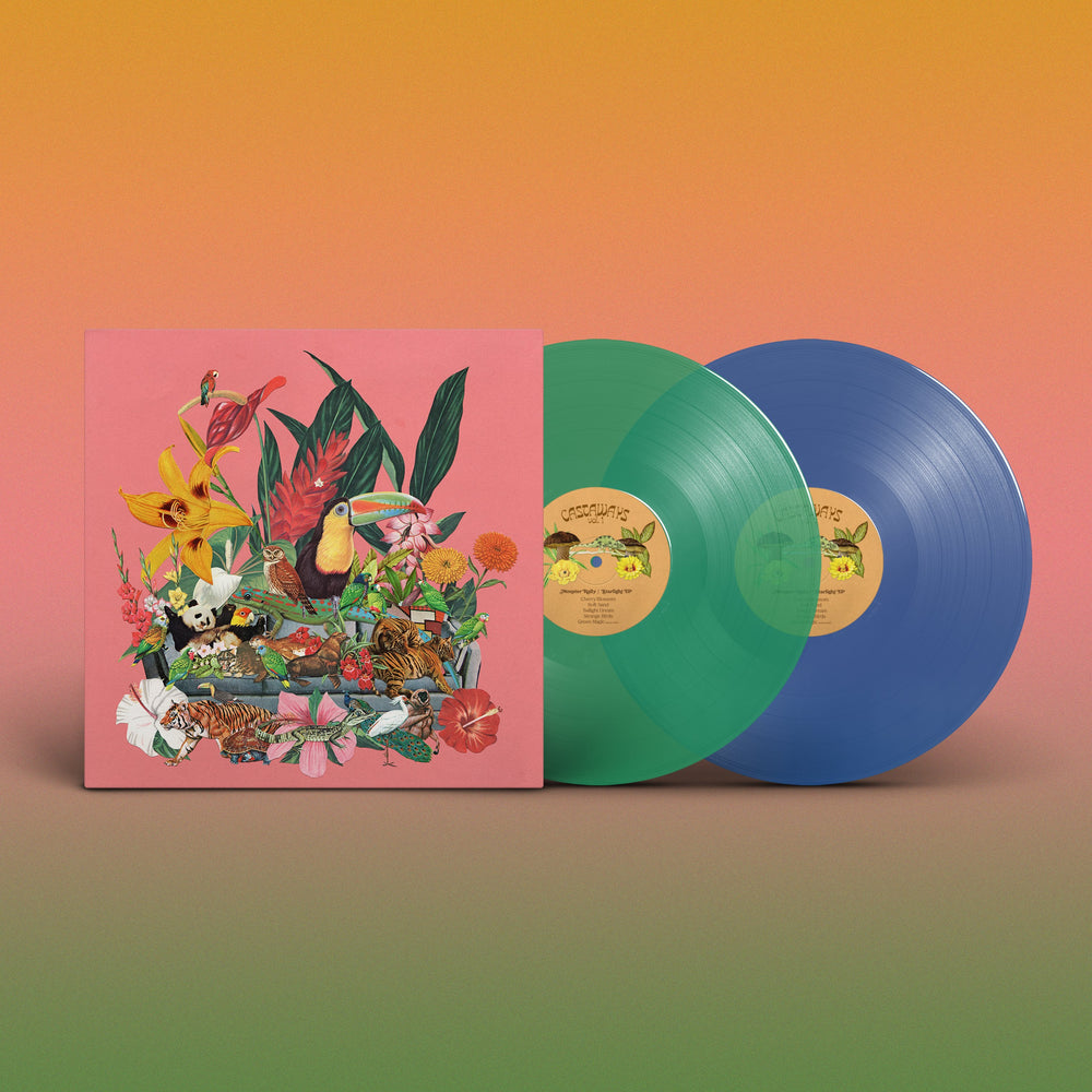Monster Rally - Castaways Vol. 1 (2xLP) [VINYL MOON Exclusive Edition]