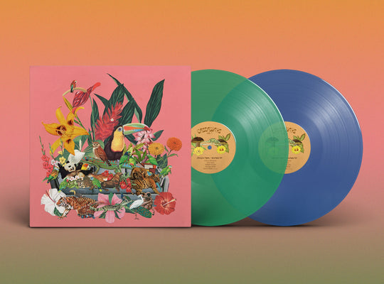 Monster Rally - Castaways Vol. 1 (2xLP) [VINYL MOON Exclusive Edition] PRE-ORDER - VINYL MOON