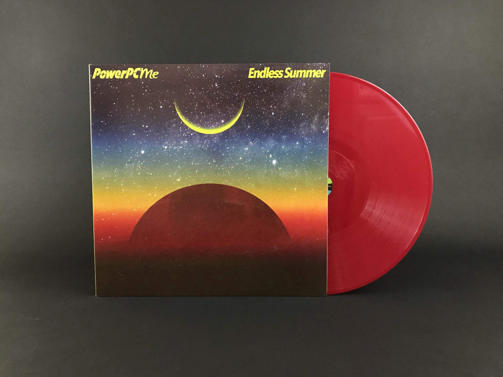 PowerPCMe - Endless Summer Holographic LP