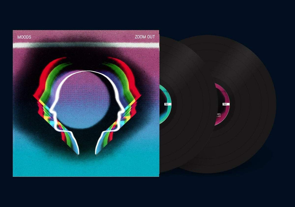 Moods - Zoom Out 2xLP - VINYL MOON
