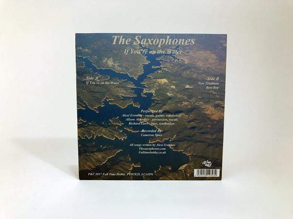 The Saxophones – If You're On The Water EP (7″) - VINYL MOON