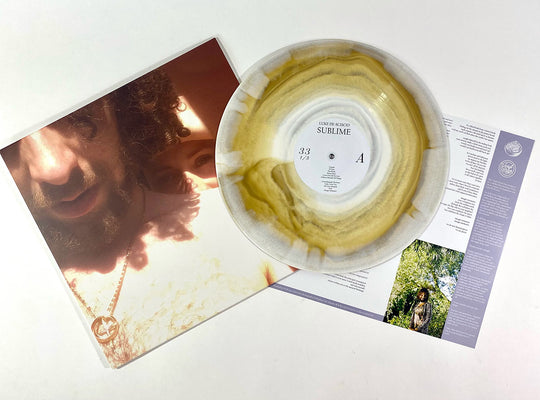 Luke De-Sciscio - Sublime (Gold Heaven vinyl) [VM Edition - Ltd. to 100]