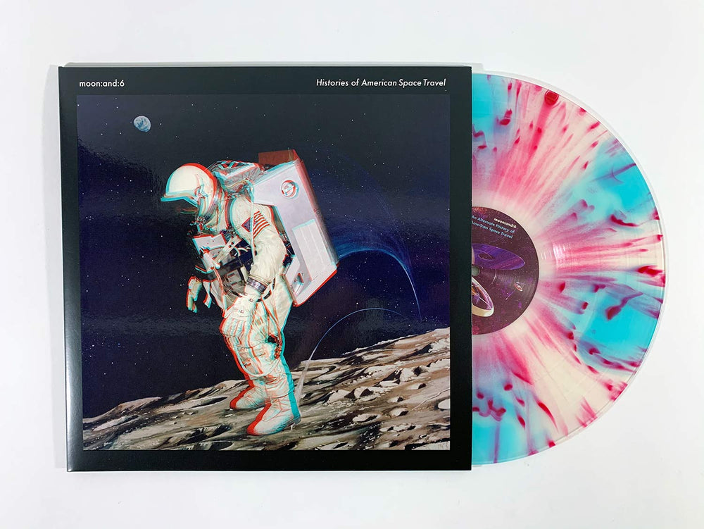 moon:and:6 - Histories Of American Space Travel (Deluxe Etching 2xLP)