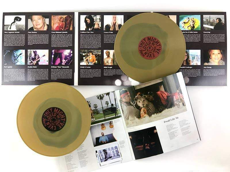 NoMBe - 'They Might've Even Loved Me' (Deluxe 2xLP) - VINYL MOON